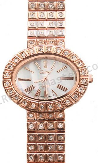 Cartier Schmuck Watch Replik Uhr