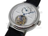 Breguet Tourbillon Giubileo Salmon Regulatuer Real Replica Orologio svizzeri