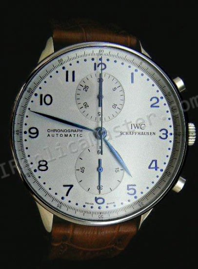 IWC Portuguses Chrono Swiss Replica Watch