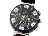 Louis Vuitton Tambour Chronograph Replica Watch