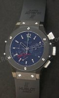 Hublot Big Bang Ayrton Senna Limited Edition Chronograph Swiss Replica Watch