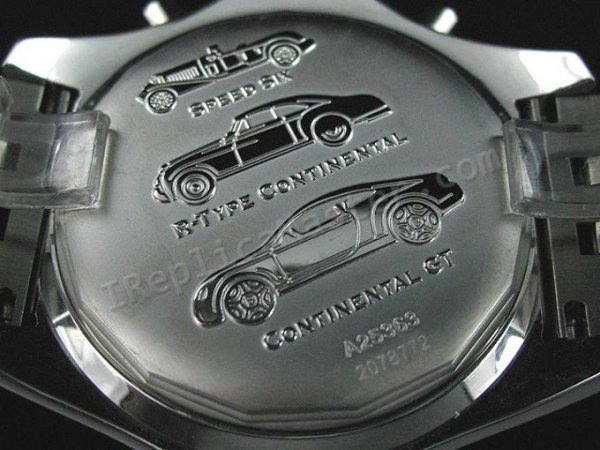 Chronographe Breitling Bentley Motors T Suisse Réplique