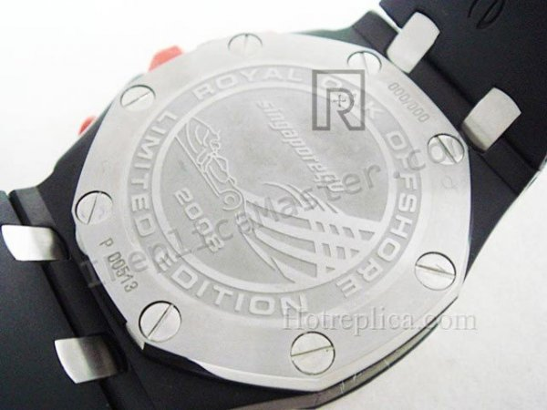 Audemars Piguet Royal Oak Chronograph Edition Limited Suíço Réplica Relógio