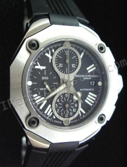 Baume & Mercier Riviera XXL Chronograph Swiss Replica Watch