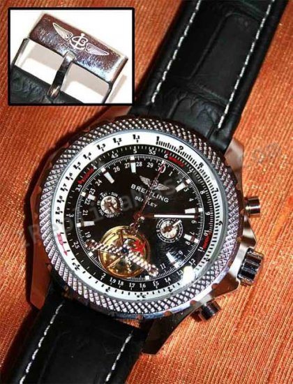 копии часов breitling for bentley tourbillon все это время