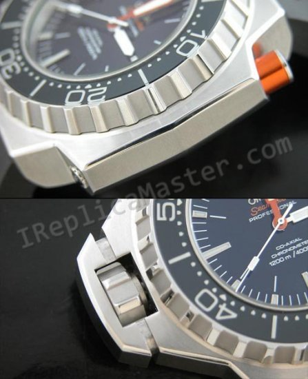 Omega Seamaster Ploprof 1200m Swiss Replica Watch