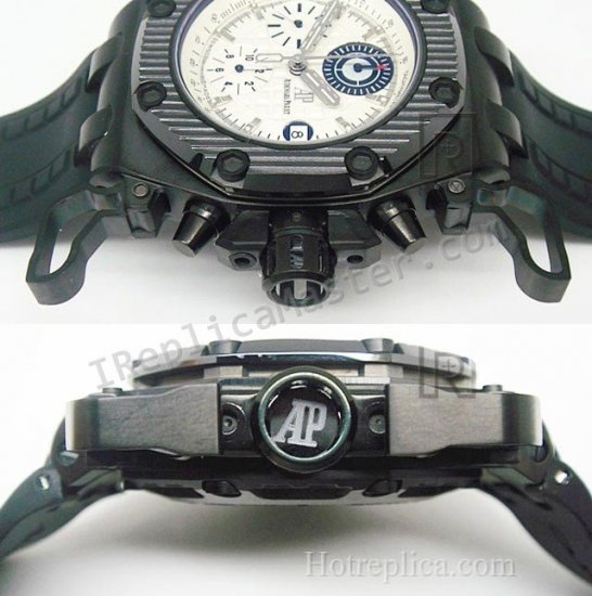 Audemars Piguet Royal Oak Chronographe survivant. Suisse Réplique