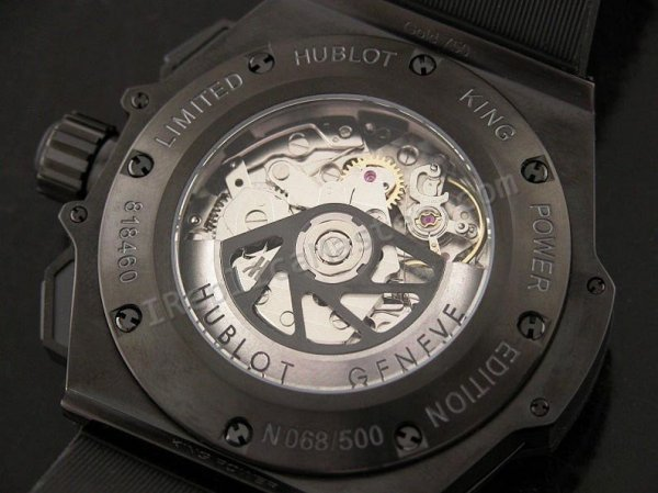 Hublot King power Limited Edition Chronograph Swiss Replica Watch