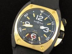 Bell and Ross Instrument BR 02 Swiss Replica Watch