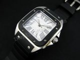 Cartier Santos 100 Mens Swiss Replica Watch