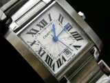 Cartier Tank Francaise. Swiss Watch реплики