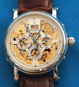 Patek Philippe Calatrava Skeleton Replica Watch