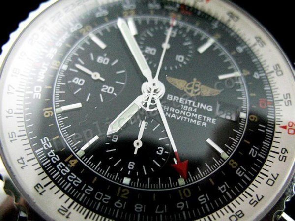 Breitling Navitimer World Swiss Replica Watch