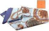 Hermes Carre 70 In Vintage Silk Scarf Replica