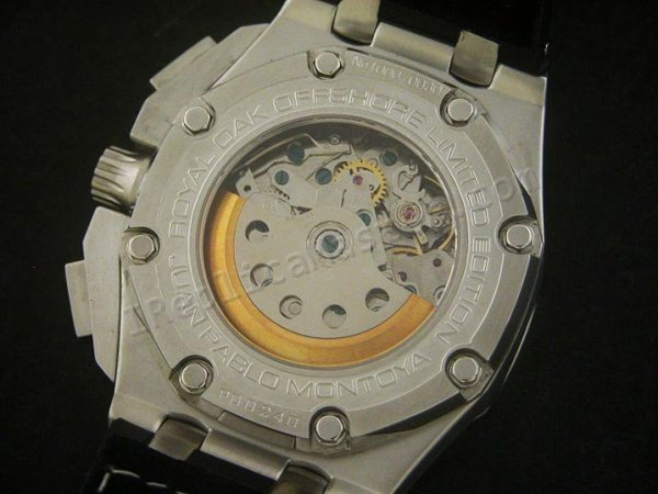 Audemars Piguet Royal Oak Offshore Juan Pablo Chronographe Edition Suisse Réplique
