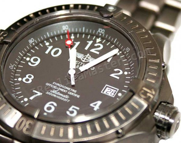 Breitling Avenger Seawolf Swiss Replica Watch