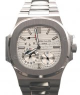 Patek Philippe Nautilus Power Reserve Manual Winding Replica Watch