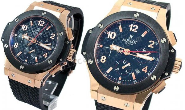 Hublot Big Bang Chronograph Swiss Movement Swiss Replica Watch
