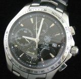 Tag Heuer Link 200 Meters Chrono Swiss Movement Swiss Replica Watch