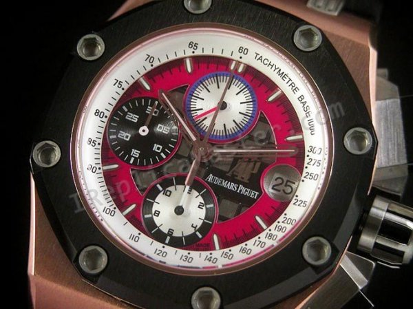 Audemars Piguet Royal Oak Offshore Rubens Barrichello Edition Chronograph Replica Orologio svizzeri