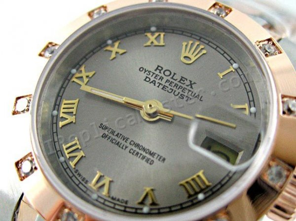 Ойстер Rolex Perpetual Дамы DateJust Swiss Watch реплики