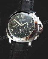 Officine Panerai Luminor Chronograph Daylight Schweizer Replik Uhr