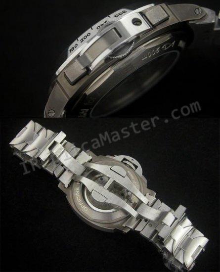 best sneakers 6e75e 3b1be オフィチーネパネライPAM108 AMGのクロノグラフ。スイス時計の ...