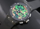 Hublot Commando Bang Green Camouflage Limited Edition Swiss Replica Watch