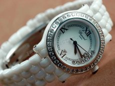 Chopard Happy Sport Round Replica Watch