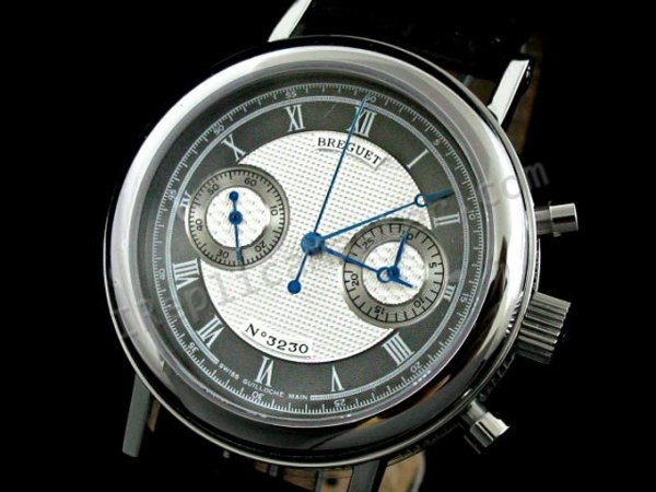 Breguet Classique Cronograph Swiss Replica Watch