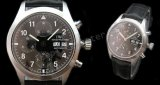 IWC Flieger Chronograph. Swiss Watch реплики