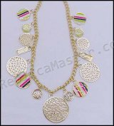 Coach Necklace Replik