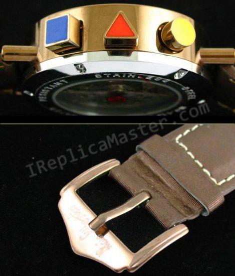 alain silberstein klassik krono bauhaus replica watch. Black Bedroom Furniture Sets. Home Design Ideas
