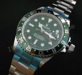 Rolex GMT II Мастер. Swiss Watch реплики