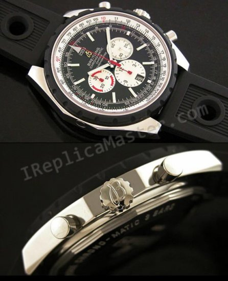 Breitling Chrono-Matic Certifie Chronometer Swiss Replica Watch