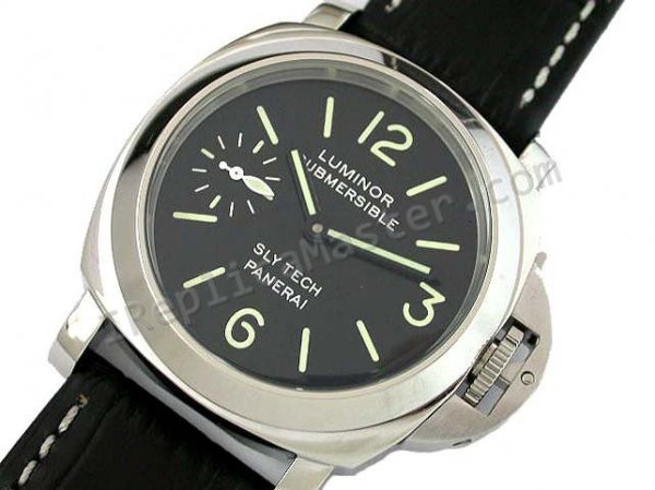 Officine Panerai Luminor Sly-Tech Reloj Suizo Réplica