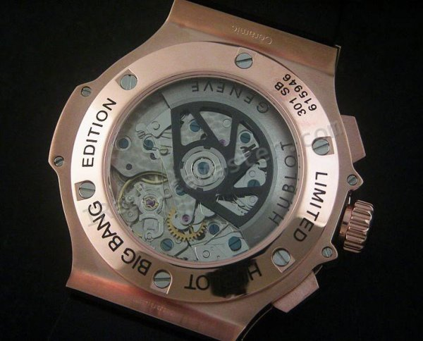 Hublot Big Bang Automatic Skeleton Swiss Replica Watch