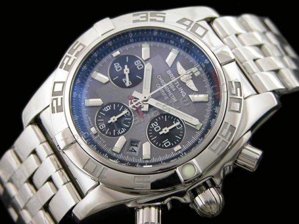 5880a3cae51 Breitling Chronomat B1 Suíço Réplica Relógio - €330   Replica ...