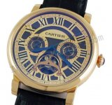 Cartier Ballon Bleu de Tourbillon Replik Uhr