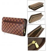 Louis Vuitton Damier Canvas Pochette Saint N51993 Handbag Replic Replica