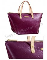 Louis Vuitton Monogram Vernis Bellevue Pm M93585 Handbag Replica