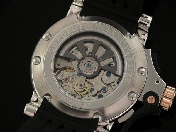 Graham Chronofighter RAC Trigger Chronograph Swiss Replica Watch