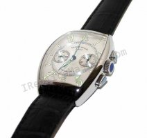 Franck Muller Casablanca Cintree Curvex Cronograph Swiss Replica Watch
