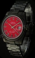 Dial Rolex Datejust Rouge Suisse Réplique