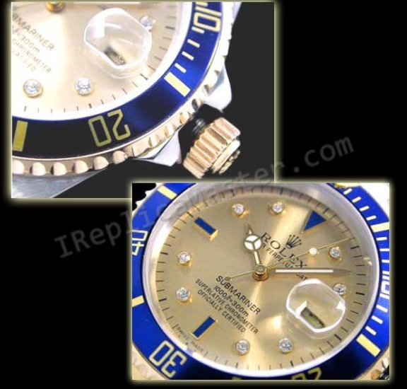 Rolex Submariner Swiss Replica Watch