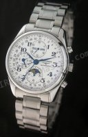 Longines Master Collection Moonphase Chronograph Swiss Replica Watch