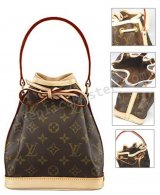 Louis Vuitton Monogram Canvas Mini No M42227 Handbag Replica