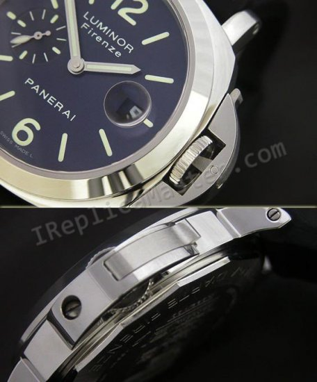 Officine Panerai Luminor Marina Firenze Special Edition Schweizer Replik Uhr