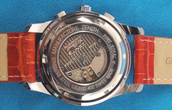 Определить подлинность часов Zenith