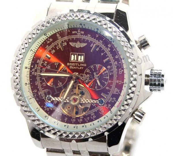 Breitling Special Edition для Bentley ChronoMaster 100MRS Спорт